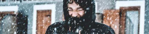 Bauernregeln, Bauernweisheiten, Sprüche, Junge, Schnee